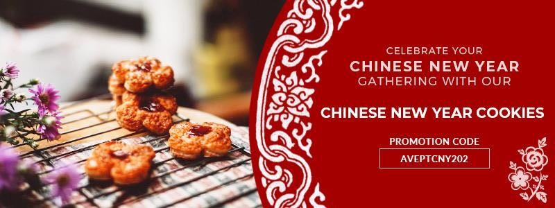 FREE CHINESE NEW YEAR COOKIES